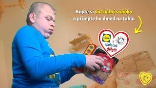 Filípek, 10 let, mukopolysacharidóza, srdcedetem.cz