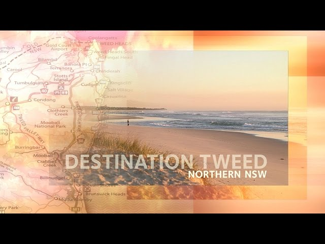 Destination Tweed TVC