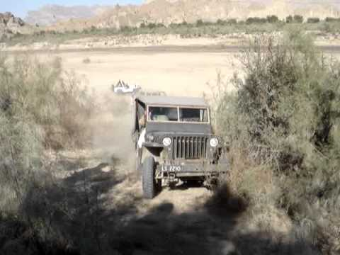 Offroad Pakistan: 1942 Ford Jeep In Action