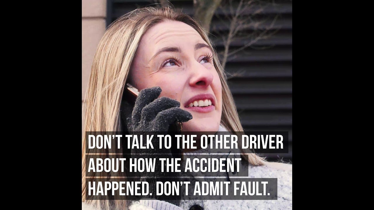 What You NEED To Do In The First 10 Minutes After A Car Accident