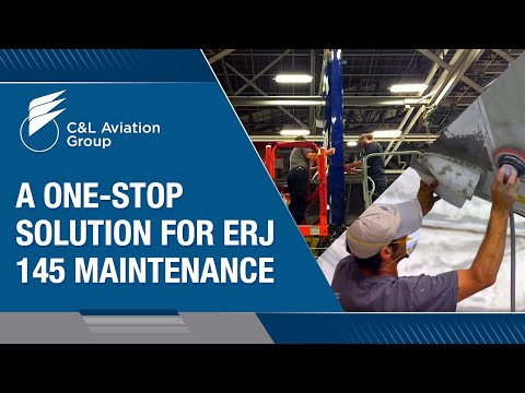 A One-Stop Solution for ERJ 145 Maintenance