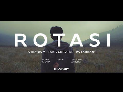 Rotasi  rotation    short movie  2016
