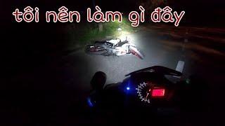 Đây có phải là tai nạn  | TânDuy43 MotoVlog