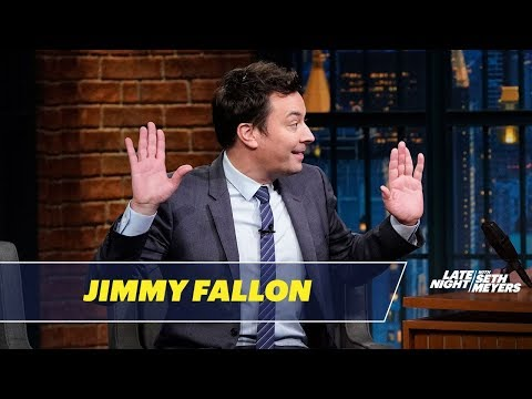 Jimmy Fallon Reminisces on Pitching an SNL Sketch to Mick Jagger