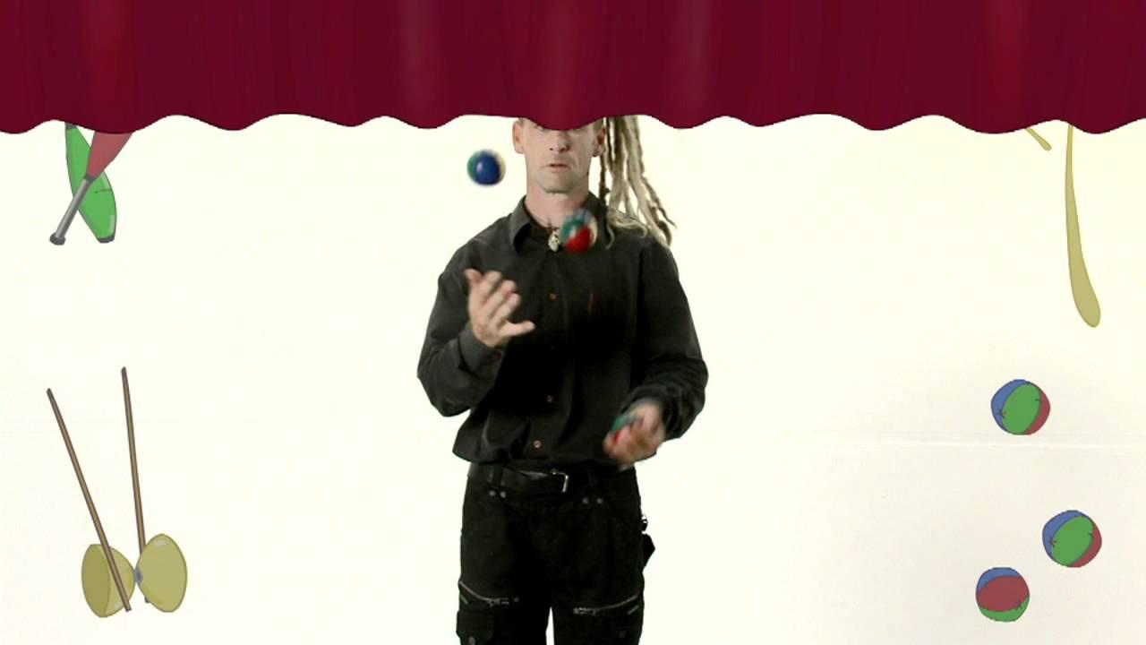 Archi Malabares pelotas: Detrás de la espalda