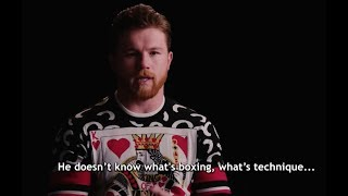 """""""GGG has already reached his limit."""" - Canelo vs GGG 2"""