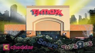 How TJ Maxx is Thriving in the Retail Apocalypse - Cheddar Examines
