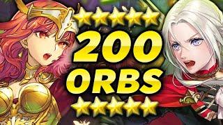 Fire Emblem Heroes - QUEEN DEMANDS ORBS! 👑- Legendary Celica Banner Summons [FEH]