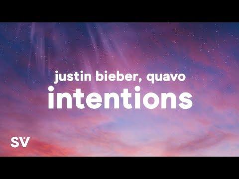 Justin  Bieber -  Intentions