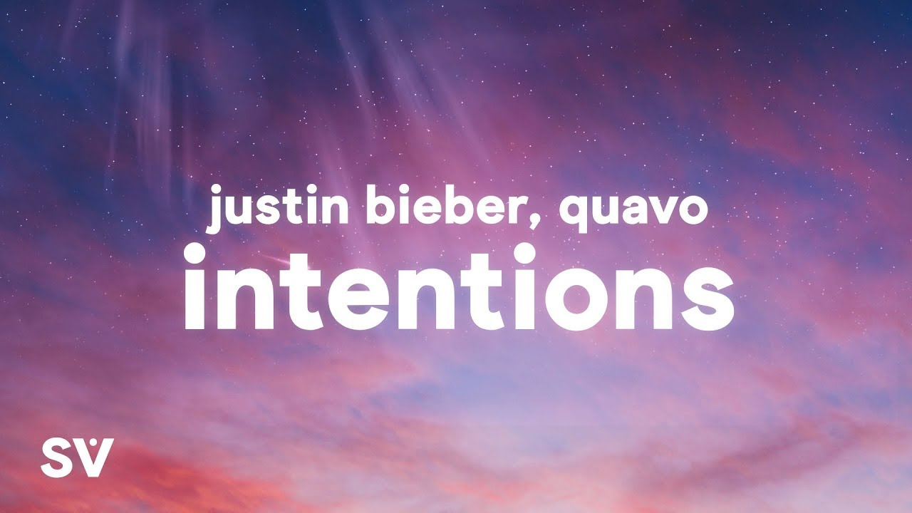 Justin Bieber - Intentions