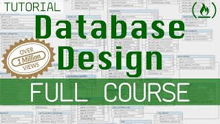 How to Design a Database - A Database Design Course for Beginners