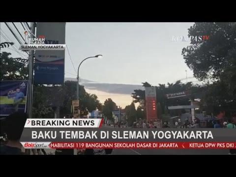 BREAKINGNEWS - Terjadi Baku Tembak di Kaliurang Yogyakarta