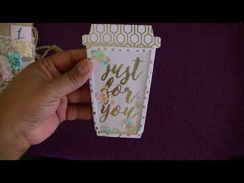 Coffee Shaker Cards - Swapper's Delight hosted by Scrapdaworld