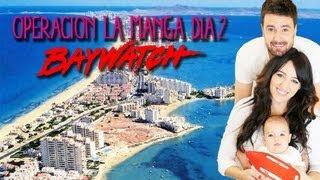 NonaVlogs: Los vigilantes de la playa! #OLM Dia-2