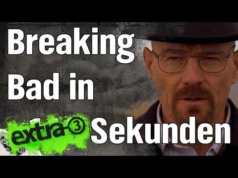 Breaking Bad in 110 Sekunden | extra 3 | NDR