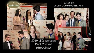The 2019 Leo Awards Red Carpet Interviews