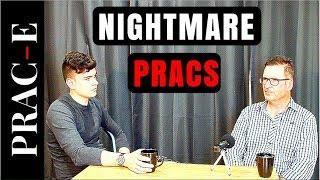 NIGHTMARE PRACS - Prac Teacher 101 EP. #003 (Interview w. Peter Auliciems)