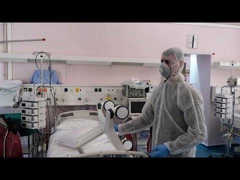 Ελλάδα: 662 νέα κρούσματα και 23 θάνατοι – Στους 301 οι διασωληνωμένοι…