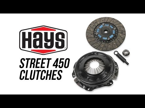 Hays Street 450 Clutches