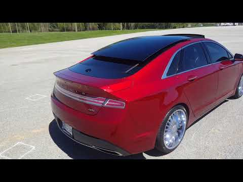 2017 Lincoln Mkz Chrome Wheels
