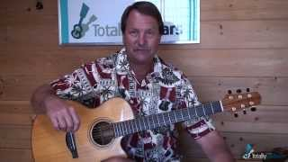 All I Have To Do Is Dream - Everly Brothers - Guitar Lesson