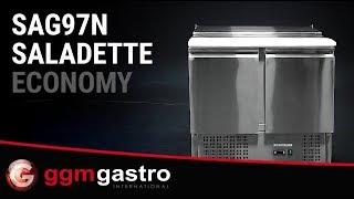 Saladette SAG ECONOMY - GGM Gastro