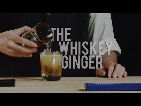 Video How To Make The Whiskey Ginger - Best Drink Recipes