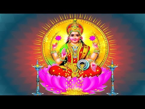 Sri Lakshmi Sahasranamam Full With Lyrics – Friday Mantra For Wealth Amp Prosperity – Must Listen