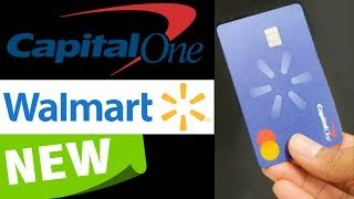New Walmart Credit Card Review Issued by Capital One - Walmart MasterCard