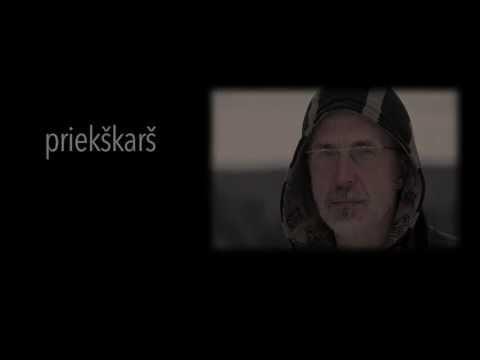 Kaspars Dimiters: PRIEKŠKARŠ