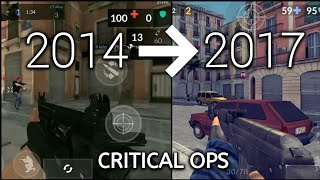 History / Evolution Of Critical Ops (2014-2017)