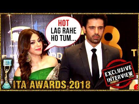 Mohit Malik Looks HOT Says Aditi Shirwaikar At ITA