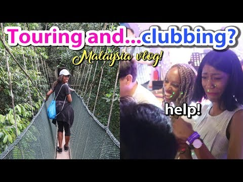 TOURING And CLUBBING In Malaysia Was...interesting!! 😅