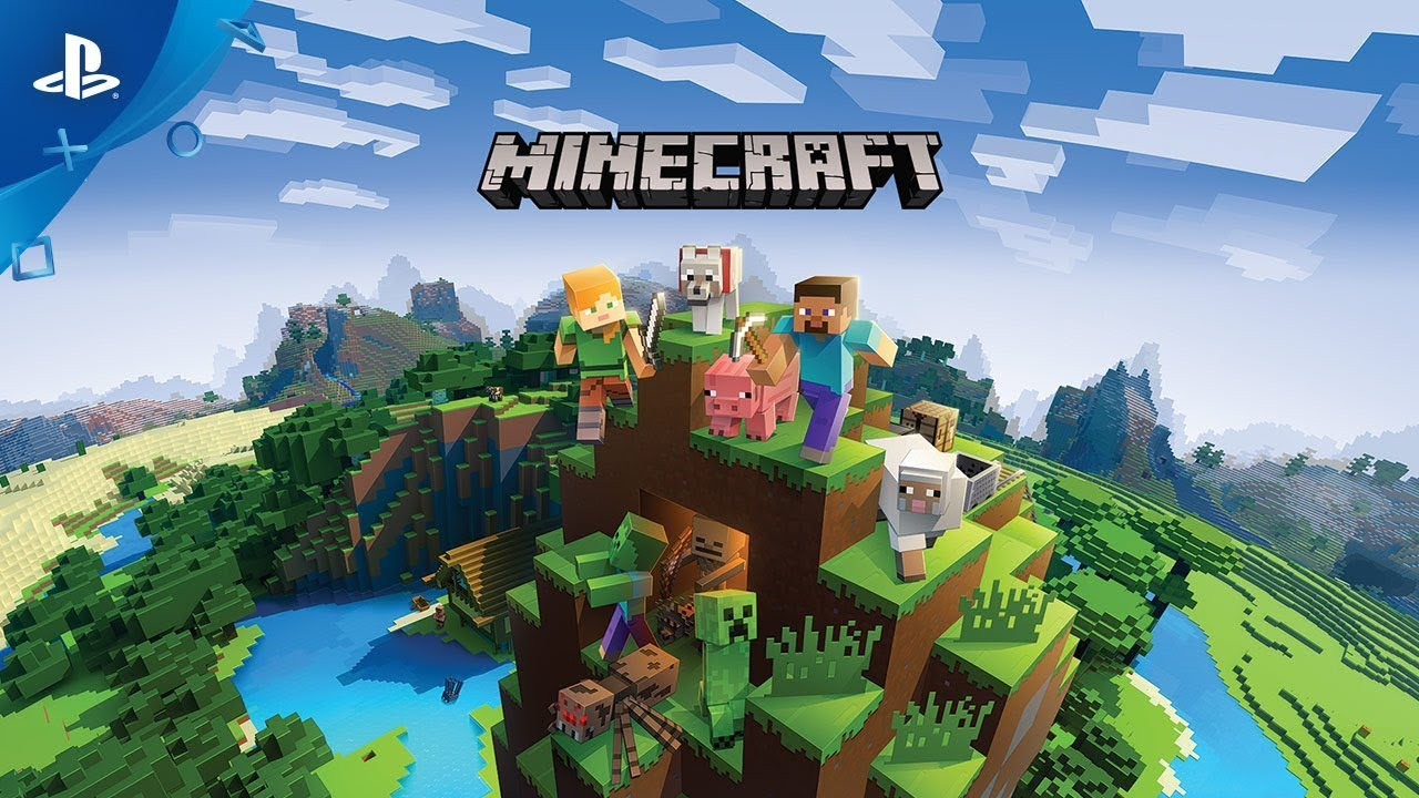 Minecraft Switch Players Can Finally Play With Their PS4 Friends From Tomorrow