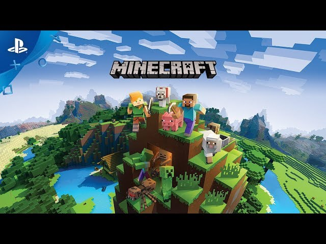 Minecraft Bedrock Edition For Ps4 Brings Cross Play Support