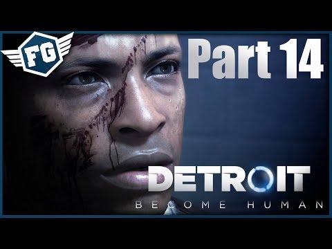 NAPÍNAVÝ STEALTH - Detroit: Become Human #14