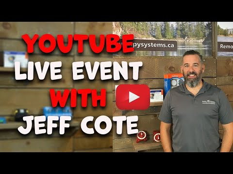 Boating Tech Talk with Jeff Cote - Live-Stream - March 6, 2021