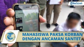 Modus Mahasiswa Paksa 14 Siswi SMP Foto Bugil, Ancam dengan Santet, Kini Ditangkap Polisi