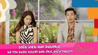 Diễn viên Mai Phương đã tìm được người đàn ông đích thực!!!