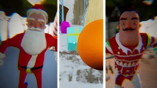 funnel vision hello neighbor hide and seek 4 - TH-Clip