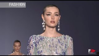GEORGE HOBEIKA Haute Couture Spring 2020 Paris - Fashion Channel