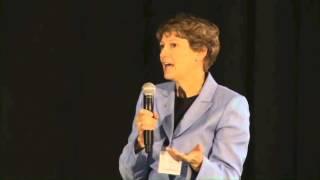 Astronaut Eileen Collins Talks About Math!