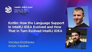 Kotlin: How the Language Support in IntelliJ IDEA Evolved (2021)