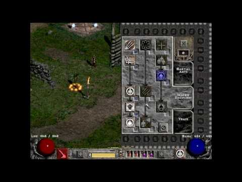 Diablo 2 - Eastern Sun Mod - Assassin Lvl85 Hell