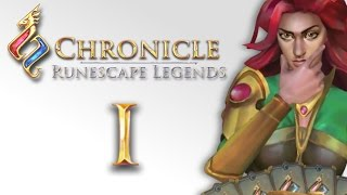 Chronicle: RuneScape Legends: Part 1 - First Steps [Paid Promotion]