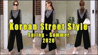 The Best Spring/Summer Casual Outfits In 2020 - Korean Street Style