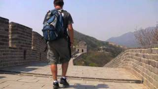 Video : China : The Great Wall 长城 near BeiJing