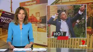 Channel 7 News Report 24/3/18