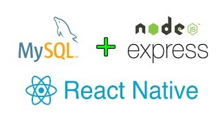 #1 Localhost Mysql Fetch || React Native || with Express || Nodejs