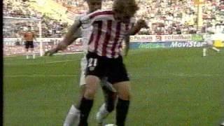 Albacete 1 - Athletic 0. Temp 04/05. Jor 8